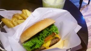 ハンバーガー0826